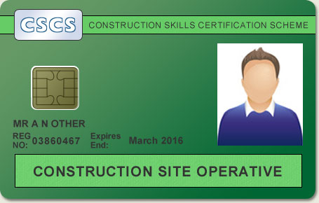 City & Guilds Level 1 Award Health & Safety in a Construction Environment